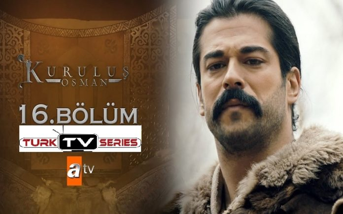 Kurulus Osman S1 Episode 16 (16 Bolum) with English, Urdu & Bangla Subtitles Free of Cost