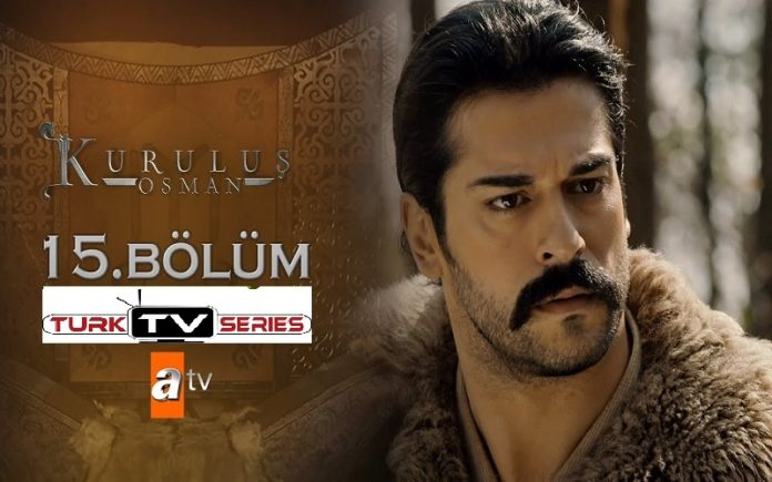 Kurulus Osman S1 Episode 15 (15 Bolum) with English, Urdu & Bangla Subtitles Free of Cost