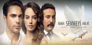 Bana Sevmeyi Anlat (Wings of Love) with English Subtitles