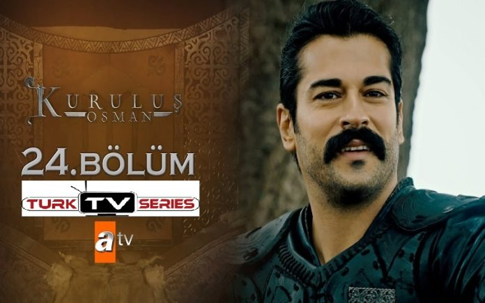 Kurulus Osman S1 Episode 24 (24 Bolum) with English, Urdu & Bangla Subtitles Free of Cost