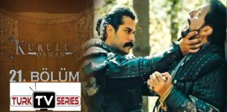Kurulus Osman S1 Episode 21 (21 Bolum) with English, Urdu & Bangla Subtitles Free of Cost