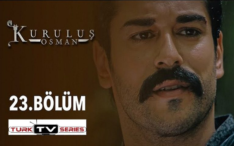 Kurulus Osman S1 Episode 23 (23 Bolum) with English, Urdu & Bangla Subtitles Free of Cost