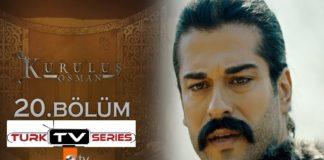 Kurulus Osman S1 Episode 20 (20 Bolum) with English, Urdu & Bangla Subtitles Free of Cost