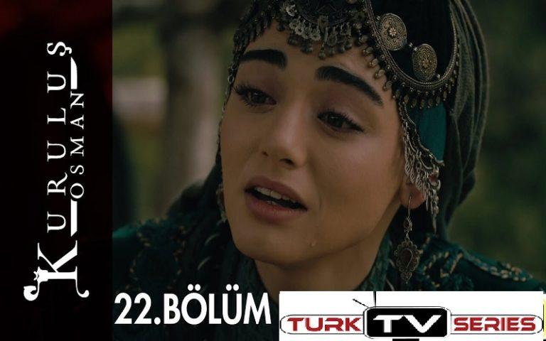 Kurulus Osman S1 Episode 22 (22 Bolum) with English, Urdu & Bangla Subtitles Free of Cost