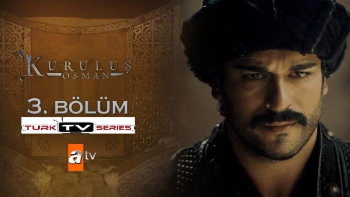 Kurulus Osman S1 Episode 3 (3 Bolum) with English, Urdu & Bangla Subtitles Free of Cost