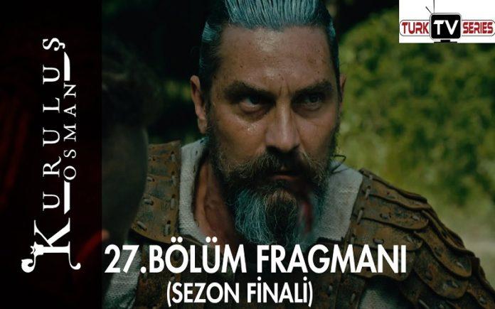 Kurulus Osman S1 Episode 27 (27 Bolum) with English, Urdu & Bangla Subtitles Free of Cost