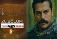 Kurulus Osman S1 Episode 26 (26 Bolum) with English, Urdu & Bangla Subtitles Free of Cost
