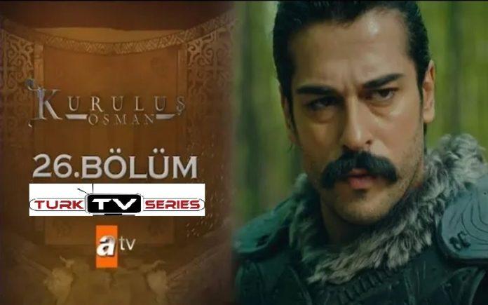 Kurulus Osman S1 Episode 26 (26 Bolum) with English, Urdu & Bangla Subtitles Free of Cost