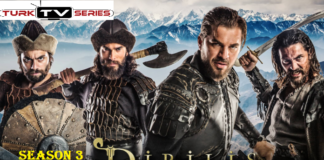 Dirilis Ertugrul Season 3 with Urdu Subtitles Free of Cost