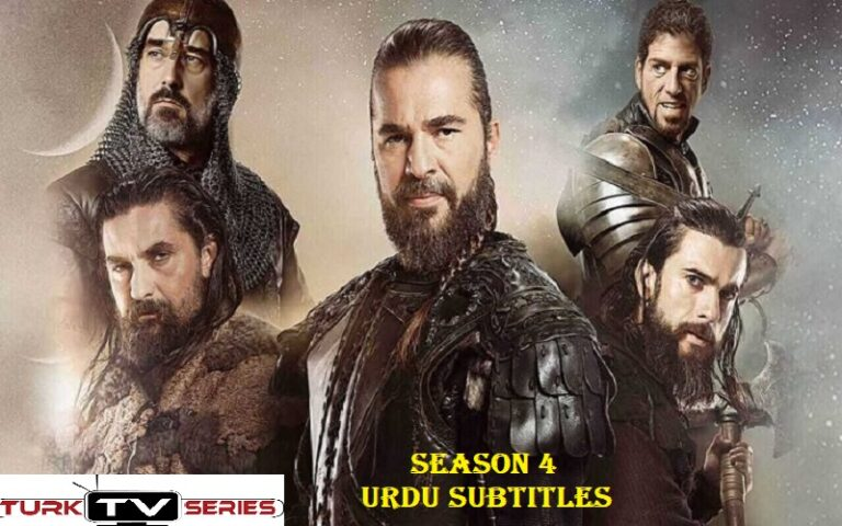 Dirilis Ertugrul Season 4 with Urdu Subtitles Free of Cost