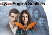 Sevda Kusun Kanadinda with English Subtitles