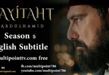 Watch Payitaht Abdulhamid Episode 123 English Subtitles Free of Cost