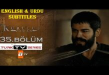 Kurulus Osman Episode 35 English & Urdu Subtitles Free of Cost