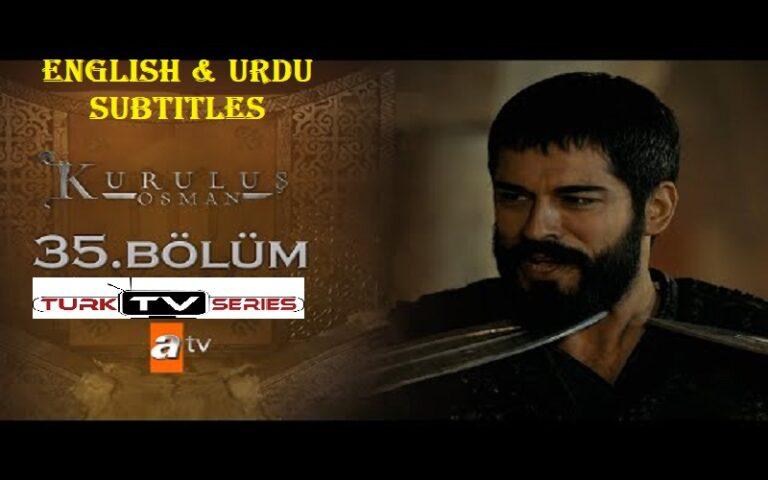 Kurulus Osman Episode 35 English Review