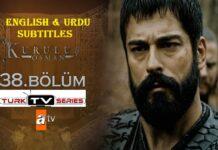 Kurulus Osman Episode 38 English & Urdu Subtitles Free of Cost