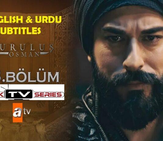 Kurulus Osman Episode 43 English & Urdu Subtitles Free of Cost