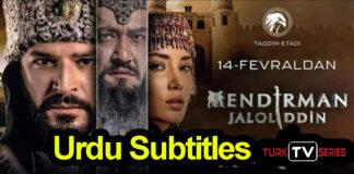 Mendirman Jaloliddin Urdu