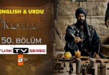 Kurulus Osman Episode 50 English & Urdu Subtitles Free of Cost