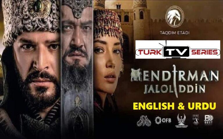 Mendirman Jaloliddin Episode 8 (Jalaluddin KhwarazmShah) English & Urdu Subtitles