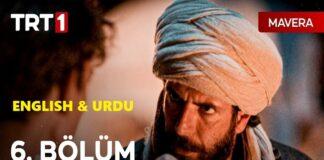 Watch Mavera Episode 6 English & Urdu Subtitles Free of Cost