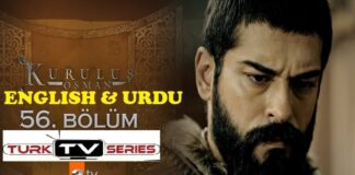 Kurulus Osman Episode 56 English & Urdu Subtitles Free of Cost
