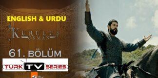 Kurulus Osman Episode 61 English & Urdu Subtitles Free of Cost