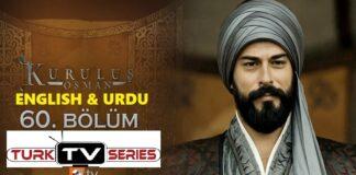 Kurulus Osman Episode 60 English & Urdu Subtitles Free of Cost