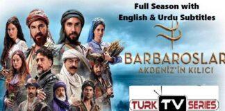 Barbaroslar Season 1 English Subtitles Full Season